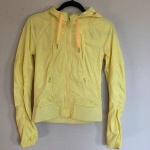 Sunny Bright Lululemon Jacket